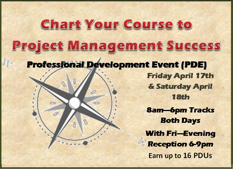 PMI Baltimore Chapter 2015 Professional Development Event
