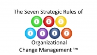 Annapolis Dinner Meeting - The Seven Strategic Rules of Organizational Change Management tm